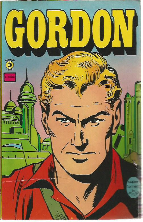 Superfumetti in film n.12 Flash Gordon