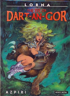 Lorna – The eye dart-an-gor
