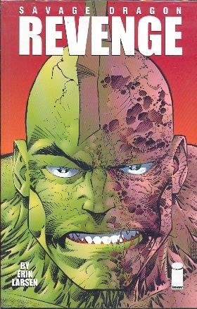 SAVAGE DRAGON REVENGE - ERIK LARSEN