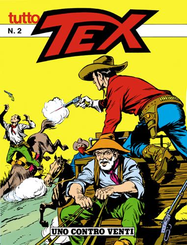 Tutto Tex n.  2 - Uno contro venti