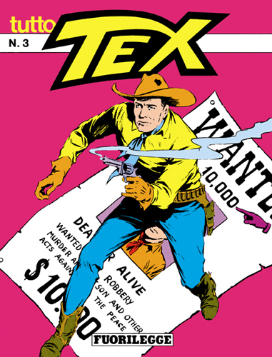 Tutto Tex n.  3 - Fuorilegge