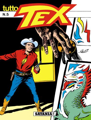 Tutto Tex n.  5 - Satania?