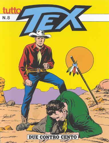 Tutto Tex n.  8 - Due contro cento