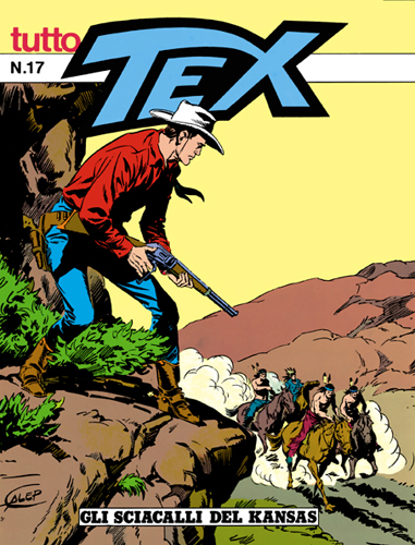 Tutto Tex n. 17 - Gli sciacalli del Kansas