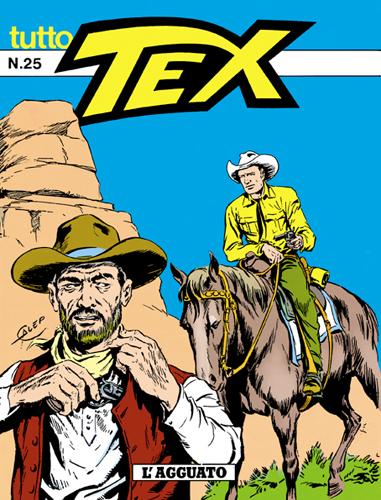 Tutto Tex n. 25 - L'agguato