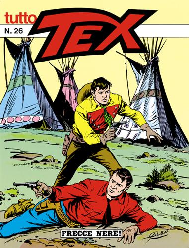 Tutto Tex n. 26 - Frecce nere
