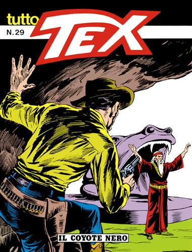 Tutto Tex n. 29 - Il Coyote Nero