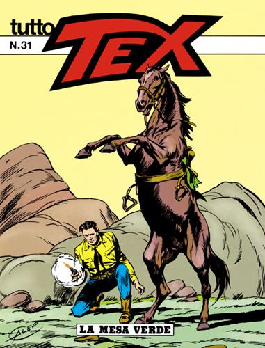 Tutto Tex n. 31 - La Mesa verde