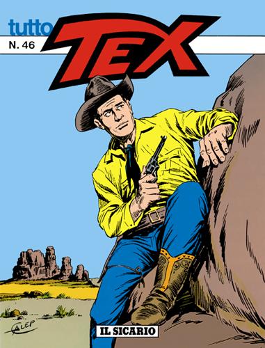 Tutto Tex n. 46 - Il sicario