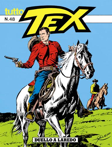 Tutto Tex n. 48 - Duello a Laredo