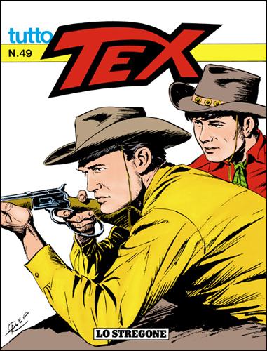 Tutto Tex n. 49 - Lo stregone
