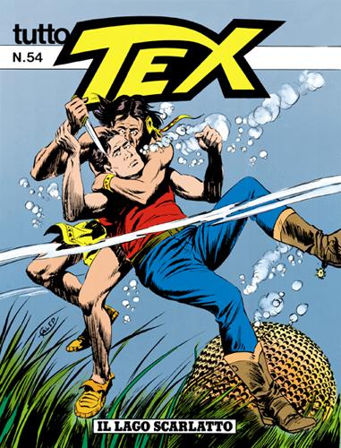 Tutto Tex n. 54 - Il lago scarlatto