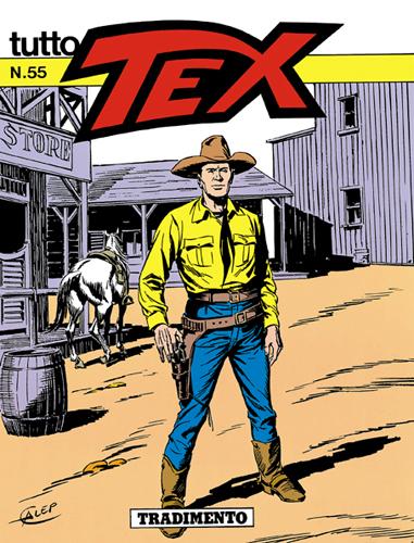 Tutto Tex n. 55 - Tradimento