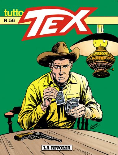 Tutto Tex n. 56 - La rivolta