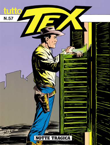 Tutto Tex n. 57 - Notte tragica