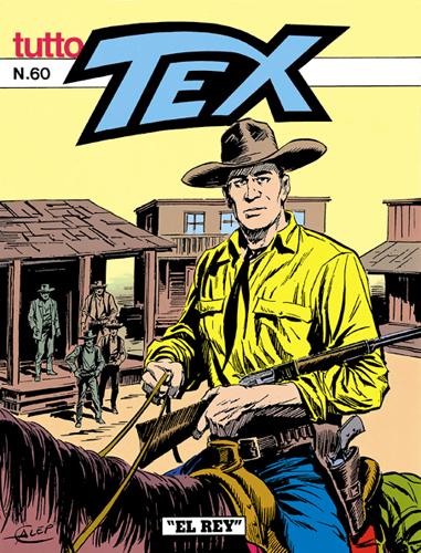Tutto Tex n. 60 - El Rey