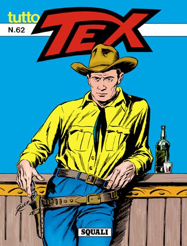Tutto Tex n. 62 - Squali