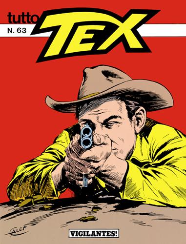 Tutto Tex n. 63 - Vigilantes