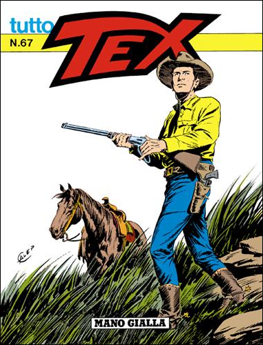 Tutto Tex n. 67 - Mano Gialla