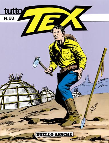 Tutto Tex n. 68 - Duello Apache