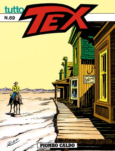 Tutto Tex n. 69 - Piombo caldo