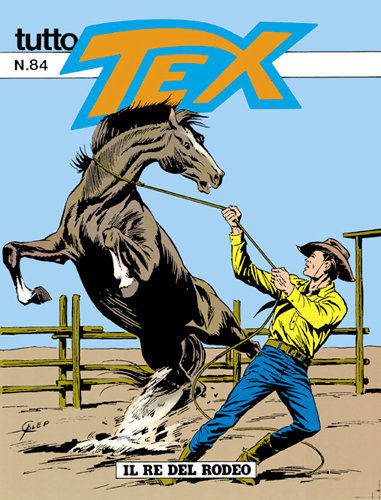 Tutto Tex n. 84 - Il re del rodeo