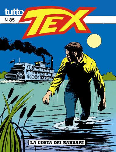 Tutto Tex n. 85 - La costa dei barbari