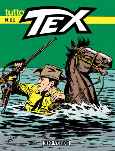 Tutto Tex n. 86 - Rio Verde