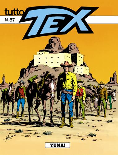 Tutto Tex n. 87 - Yuma