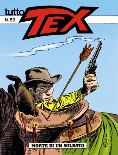 Tutto Tex n. 89 - Morte di un soldato
