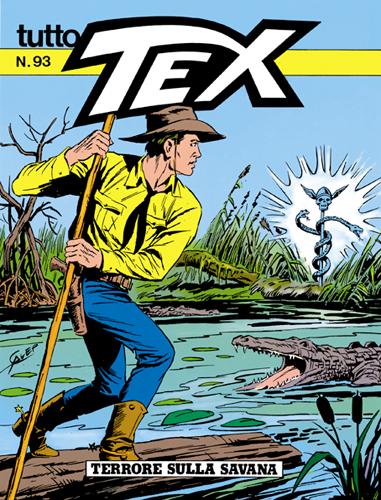 Tutto Tex n. 93 - Terrore sulla savana