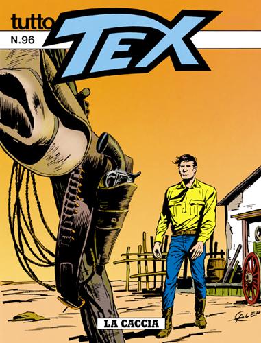 Tutto Tex n. 96 - La caccia