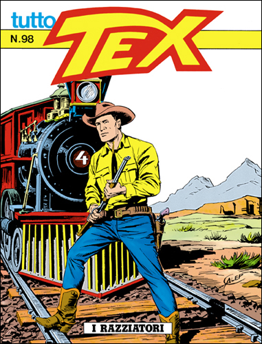 Tutto Tex n. 98 - I razziatori