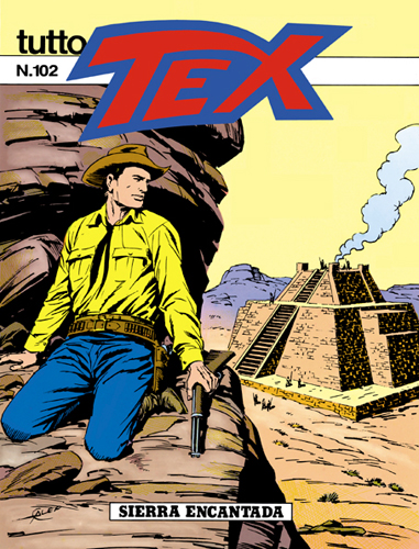 Tutto Tex n.102 - Sierra Encantada