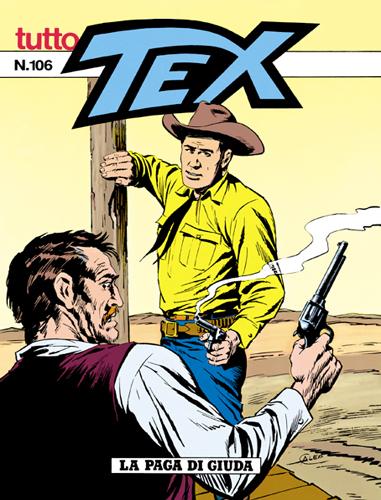 Tutto Tex n.106 - La paga di Giuda