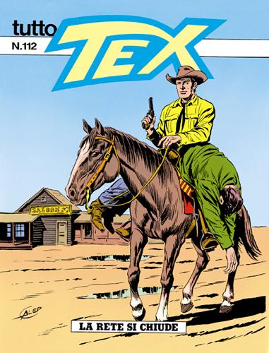 Tutto Tex n.112 - La rete si chiude