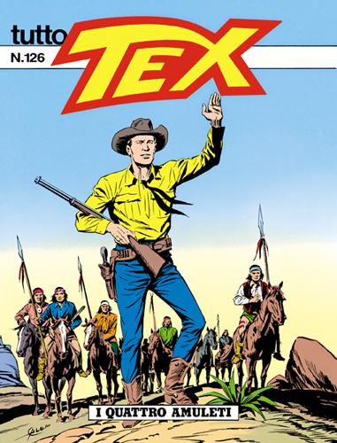 Tutto Tex n.126 - I quattro amuleti