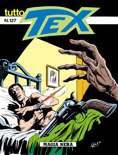 Tutto Tex n.127 - Magia nera