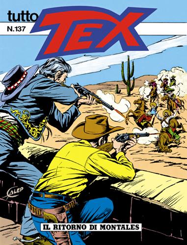Tutto Tex n.137 - Il ritorno di Montales