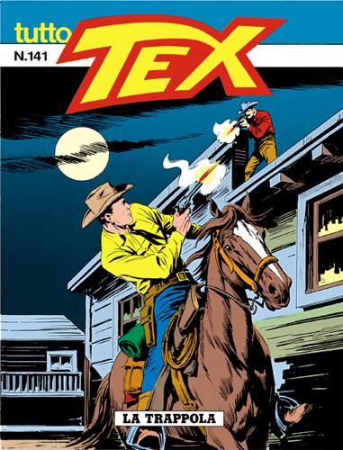 Tutto Tex n.141 - La trappola