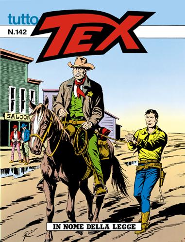 Tutto Tex n.142 - In nome della legge