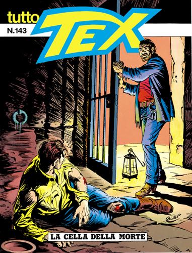 Tutto Tex n.143 - La cella della morte