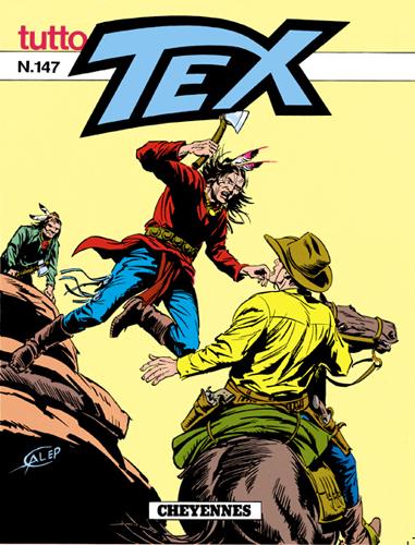 Tutto Tex n.147 - Cheyennes