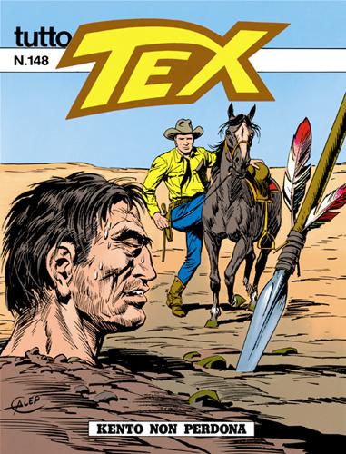 Tutto Tex n.148 - Kento non perdona