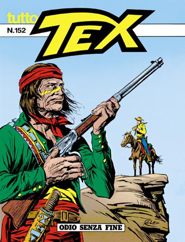 Tutto Tex n.152 - Odio senza fine