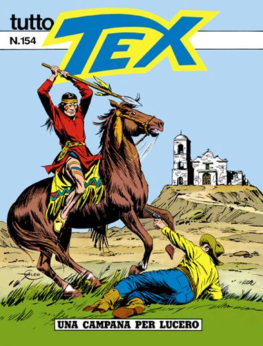 Tutto Tex n.154 - Una campana per Lucero