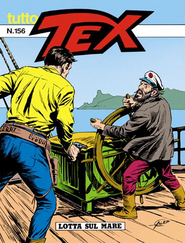 Tutto Tex n.156 - Lotta sul mare