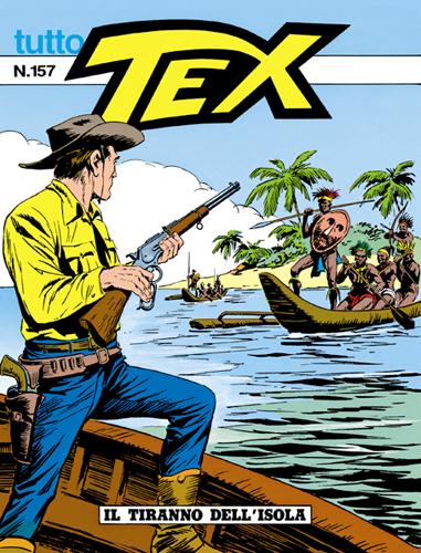 Tutto Tex n.157 - Il tiranno dell'isola