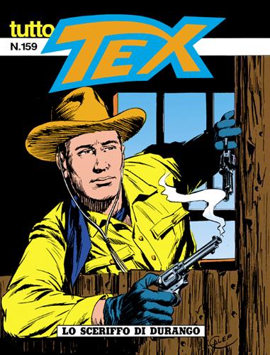 Tutto Tex n.159 - Lo sceriffo di Durango