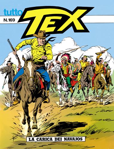 Tutto Tex n.169 - La carica dei Navajos